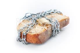 bread in chains